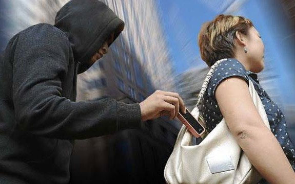 Roubaram seu celular?